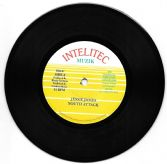Jesse James - Youth Attack / version (Intelitec Muzik) 7""